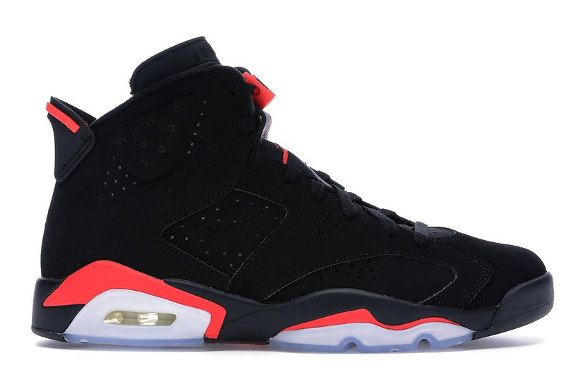 Jordan 6 Infrared (Size 10.5)