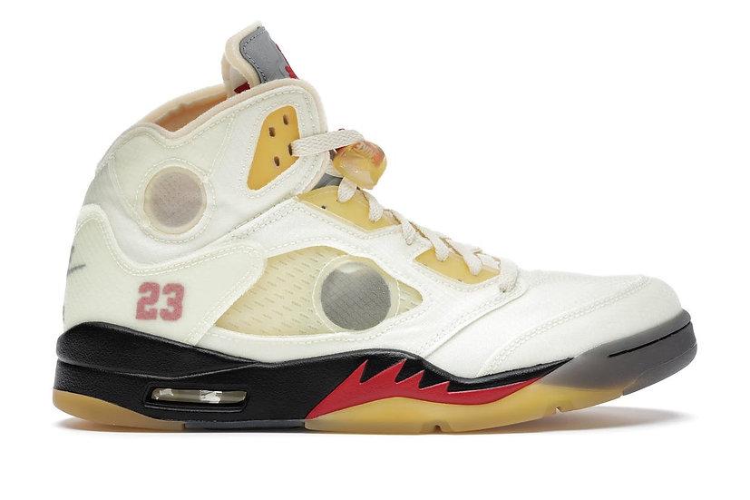 Jordan 5 Off-White (Size 11.5)