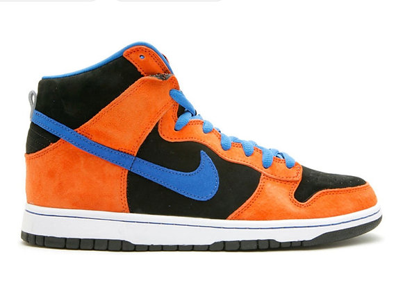 Dunk High Knicks (Size 11)