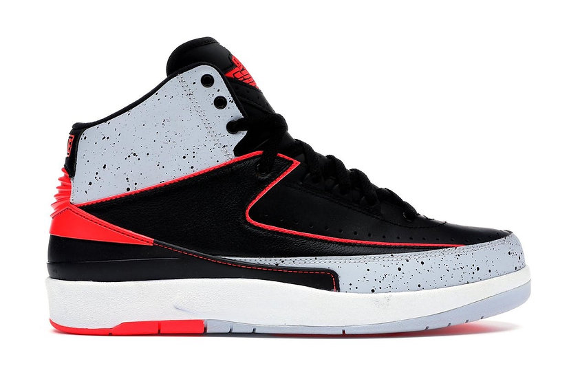 Jordan 2 Infrared (Size 10.5)