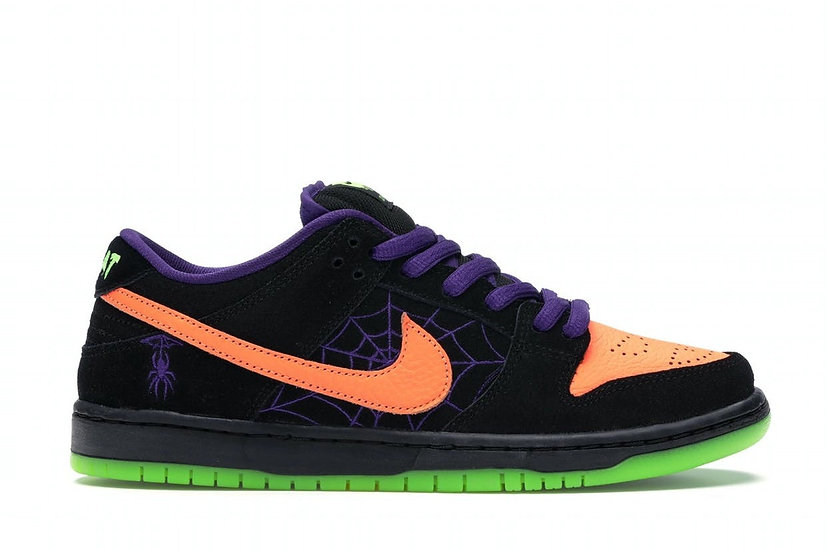 Dunk low night of mischief (Size 8)
