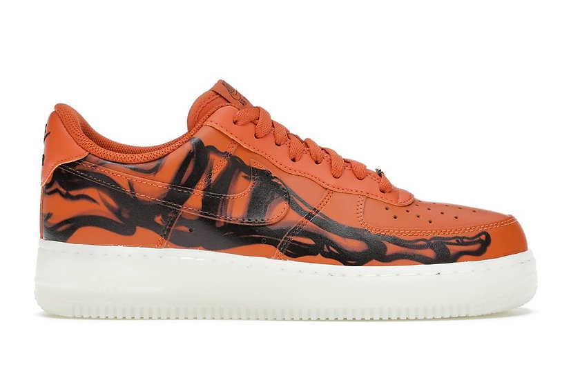 Air Force 1 Skeleton (Size 8)