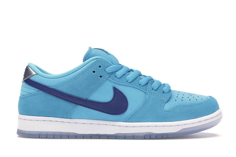 Sb dunk low blue fury