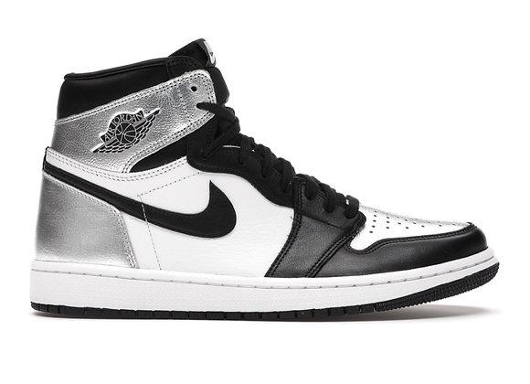 Jordan 1 Silver Toe (Size 12W)