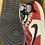 Thumbnail: Jordan 1 mid black toe (Size 12)