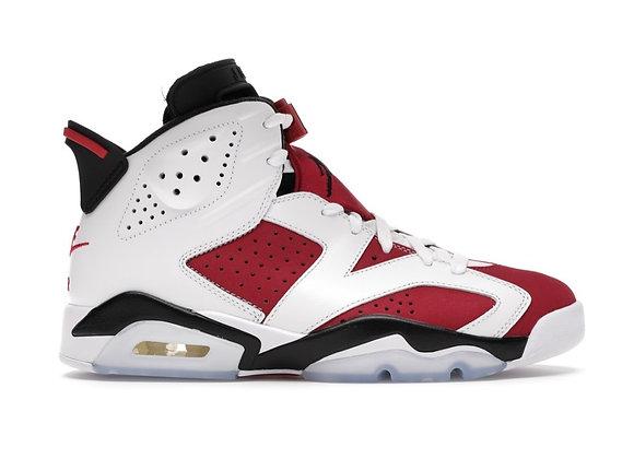 Jordan 6 Carmine (Size 7.5)