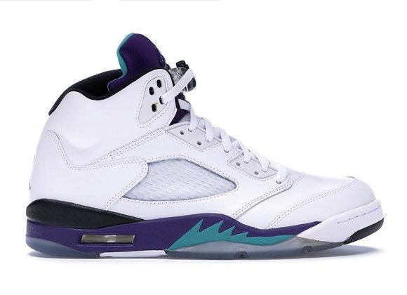 Jordan 5 Grape (Size 10)