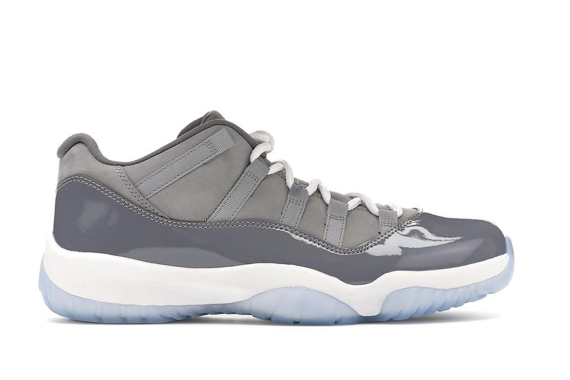 Jordan 11 Cool Grey (Size 12)