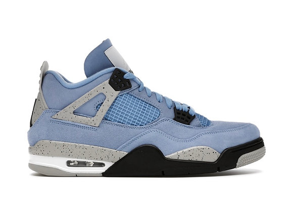 Jordan 4 University blue (Size 13)