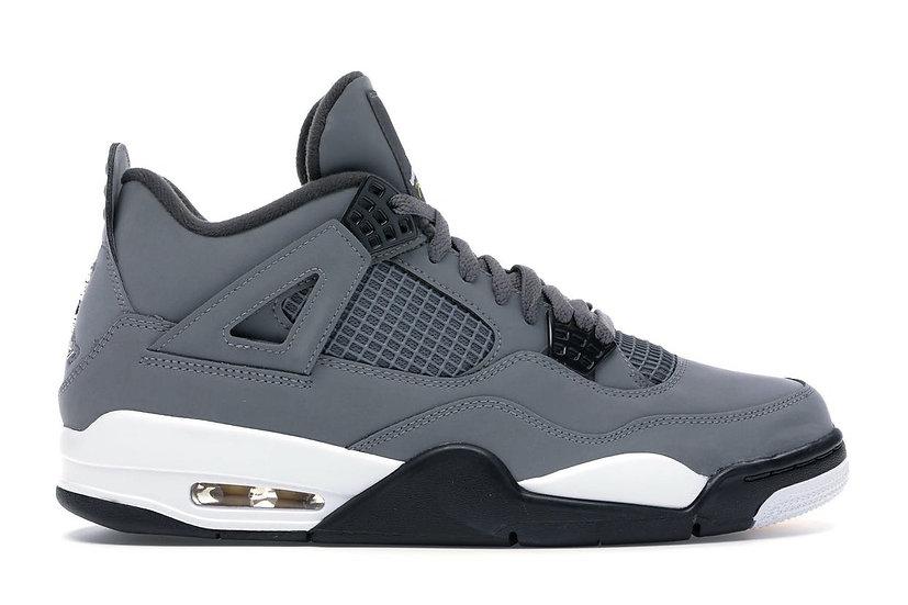 Jordan 4 Cool Grey (Size 10)