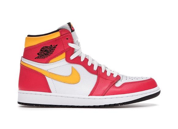 Jordan 1 Fusion Red (Size 10.5)