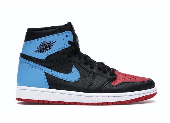 Jordan 1 NC to CHI (Size 14.5W)