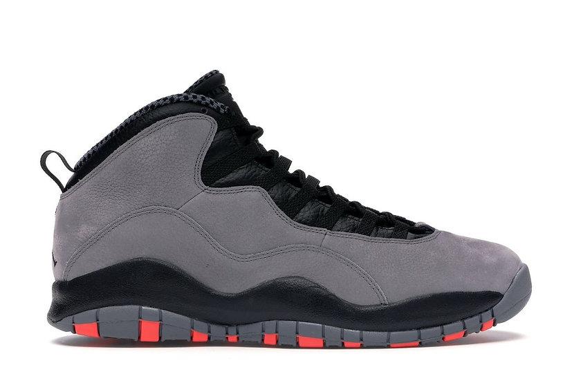 Jordan 10 Infrared (Size 13)