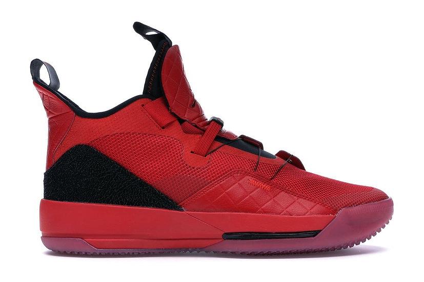 Jordan 33 Red (Size 12)