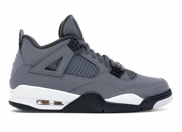 Jordan 4 cool grey (Size 9)
