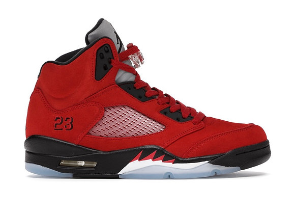 Jordan 5 Raging Bulls (Size 8.5)