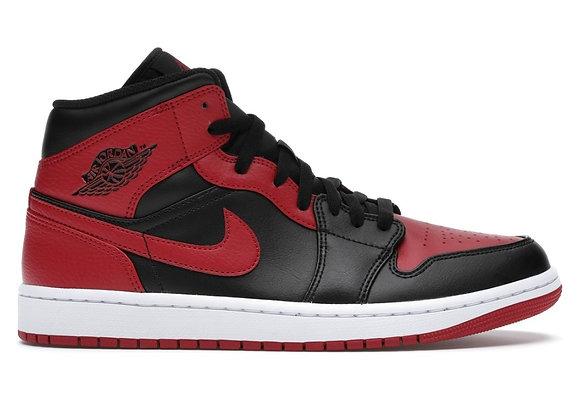 Jordan 1 Mid Banned (Size 9)