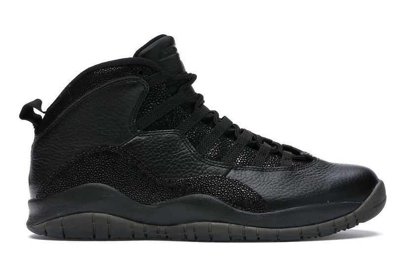 Jordan 10 OVO (Size 11.5)
