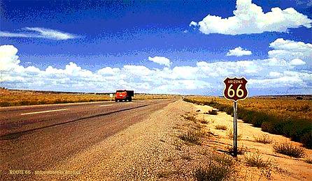 rt66-AZ-truckonroad-andsign-4card.jpg