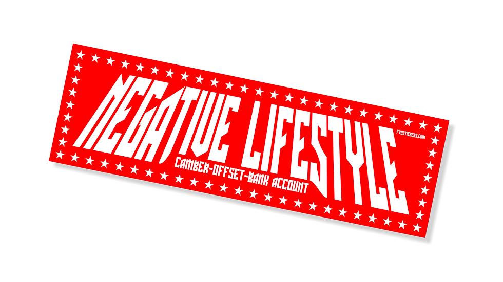 Negative Lifestyle V2
