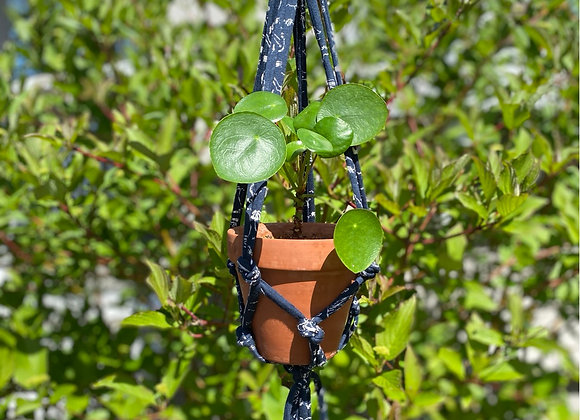 Recycled Fabric Plant Hanger