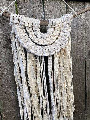 Upside Down Wall Hanging