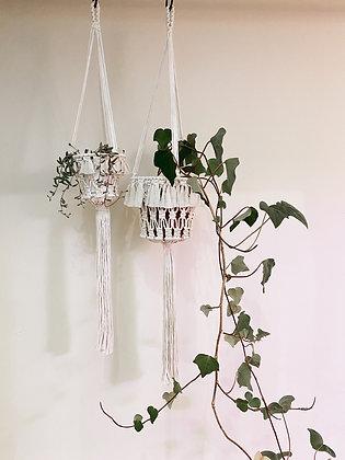 Medium + Small Plant Baskets
