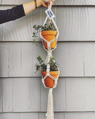 Double Plant Hanger