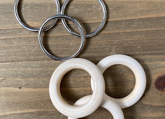 Rings - Set of 3