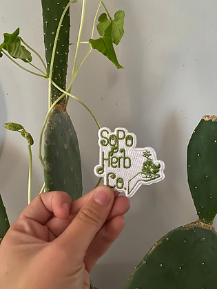 SoPo Herb Co patch