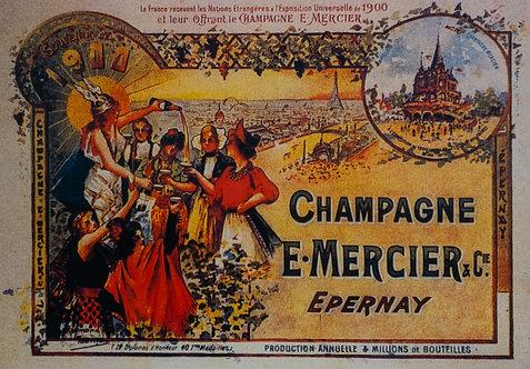 Champagne E-Mercier