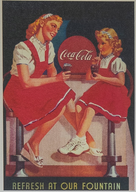 Coca Cola (Mother Daughter)