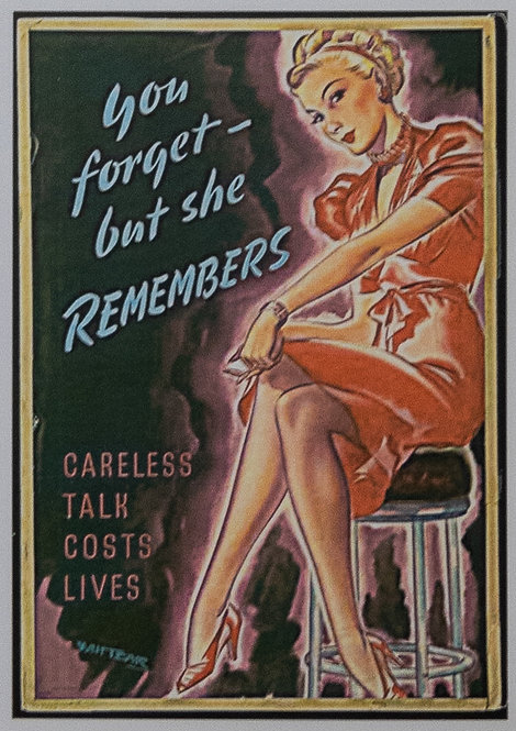 You Forget - But She Remembers