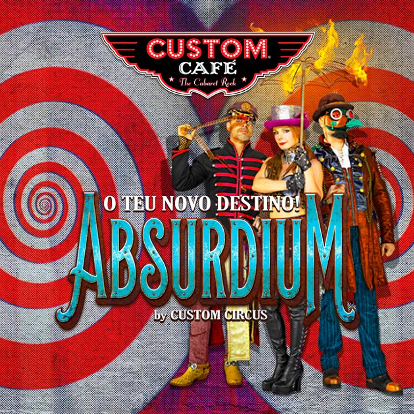 Absurdium 27OUT2018 (As 5 Amigas)