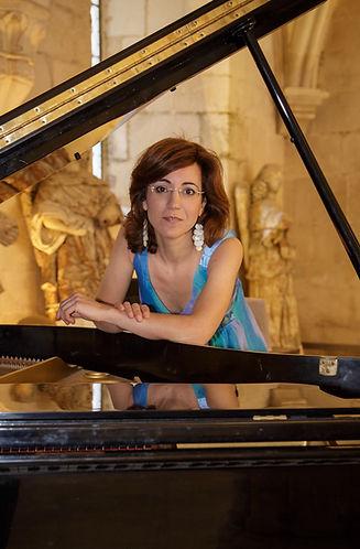Margarida Prates | Pianista | Biografia