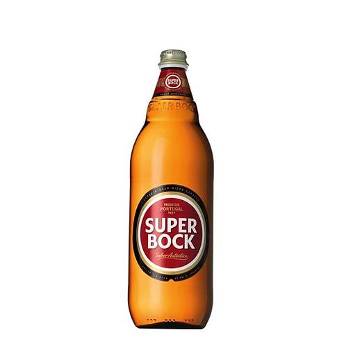 CERVEJA SUPER BOCK 1L