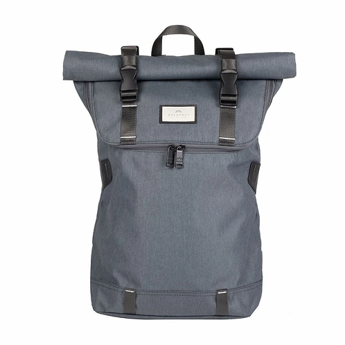 CHRISTOPHER NYLON ACCENTS SERIES CHARCOAL X WHITE