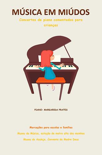 Margarida Prates   Pianista   musica miudos