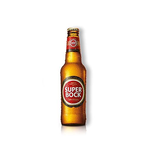 CERVEJA SUPER BOCK 33cl