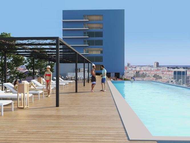 Livensa Living Lisboa Cidade Universitária