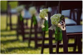hortensias en boda civil