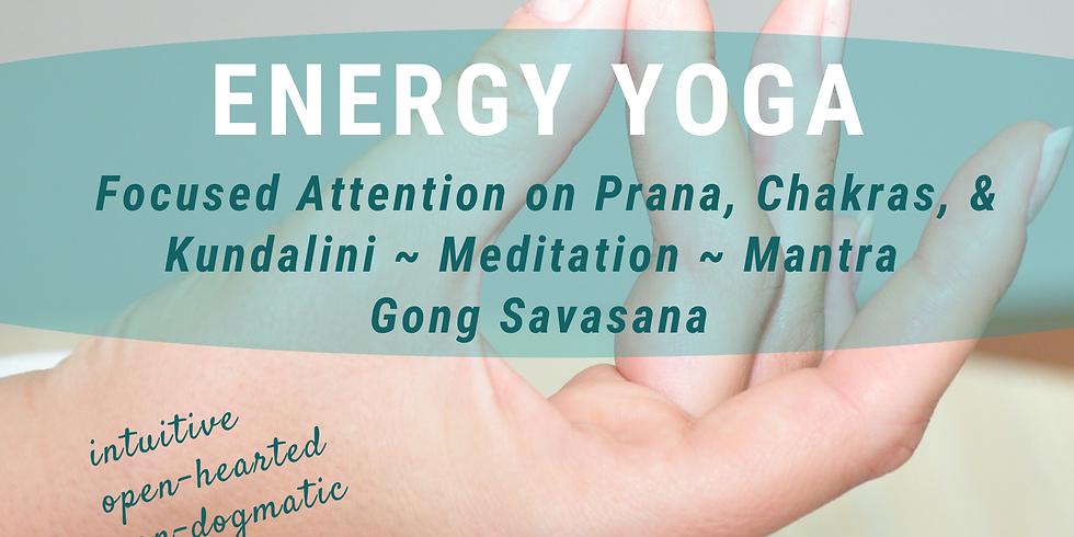 Energy Yoga with Dawn