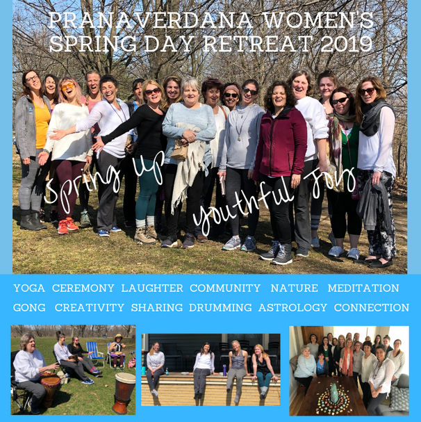 Womens Spring Day Retreat 2019 in CLE