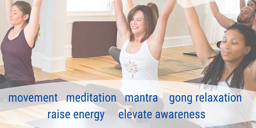 Cancelled - PranaVerdana Yoga ~ Yoga, Meditation,Kundalini Energy & The Gong