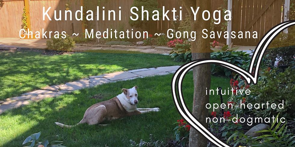 Kundalini Shakti Yoga with Dawn