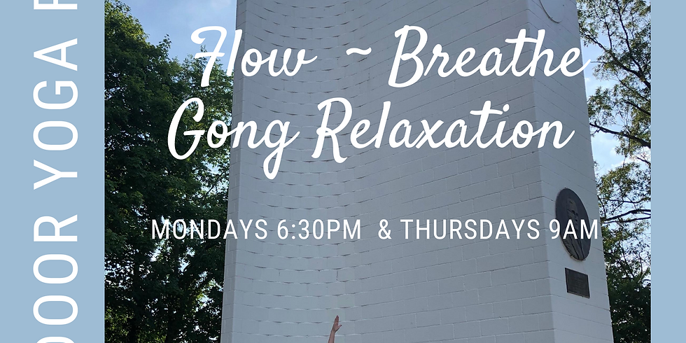 All Levels Flow with Gong Savasana