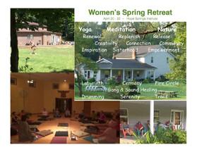 Women's Retreat at Hope Springs 2018
