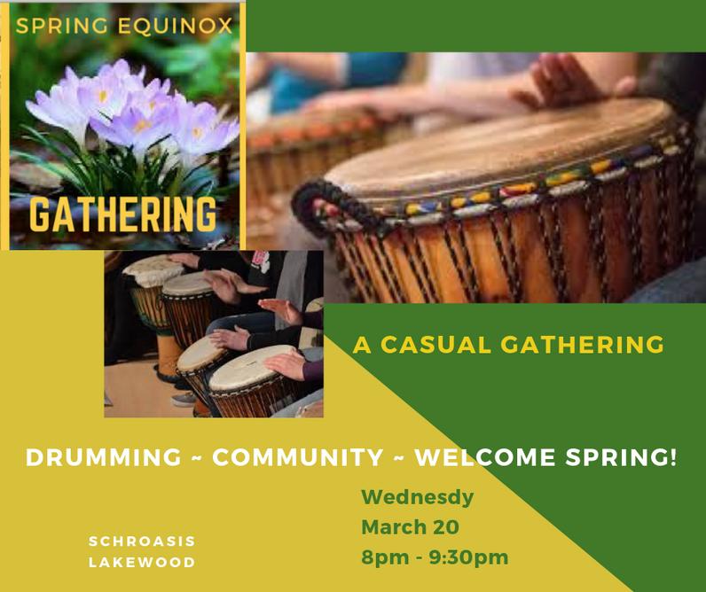 Spring Equinox event 2019