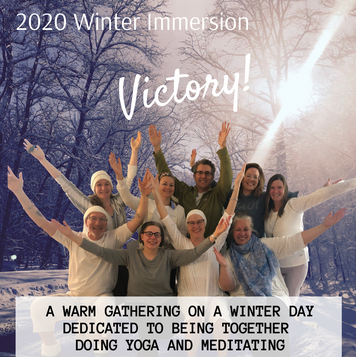 Winter Immersion 2020