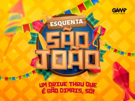 GAMT promove festa de São João por delivery e drive-thru em Caçapava